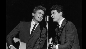 "Amerikāņu vokālais duets ""The Everly Brothers"""